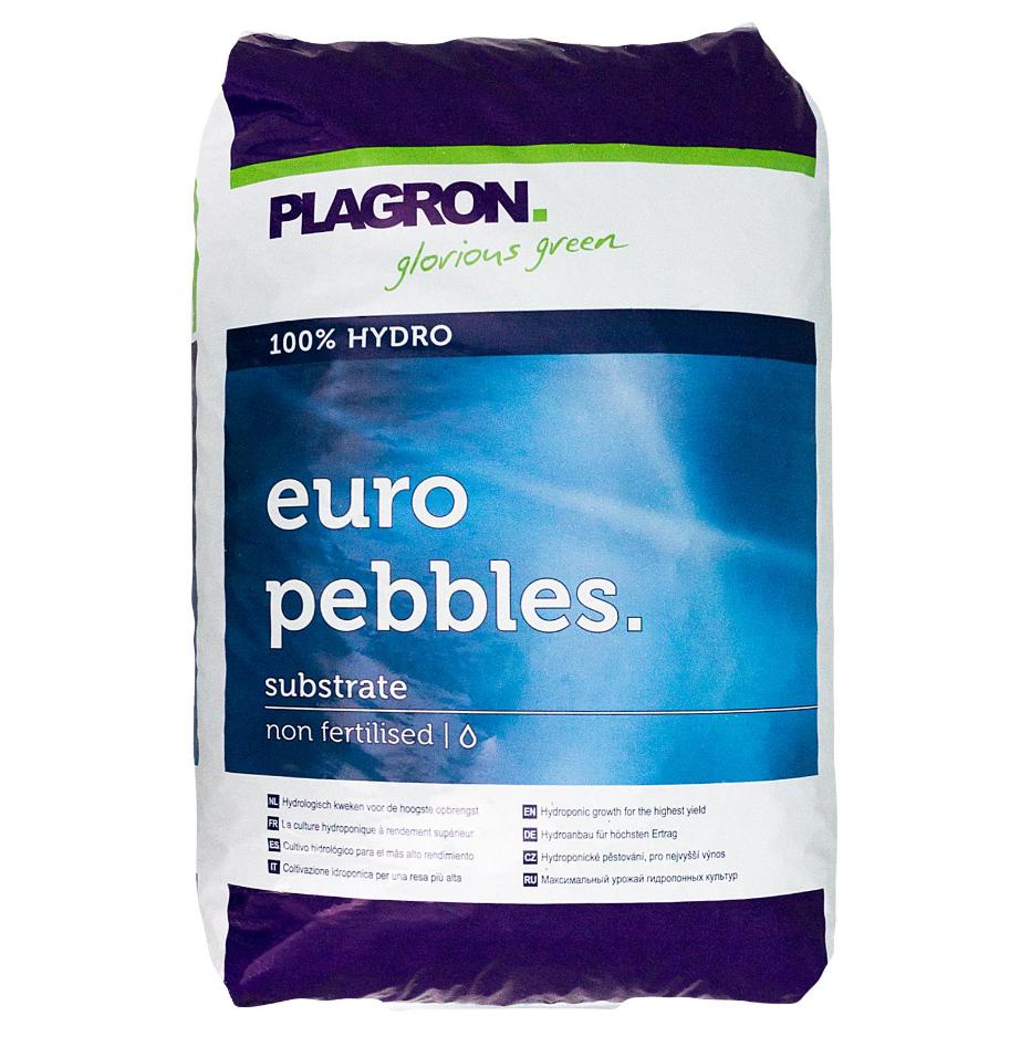Керамзит Plagron Euro Pebbles 45L 1