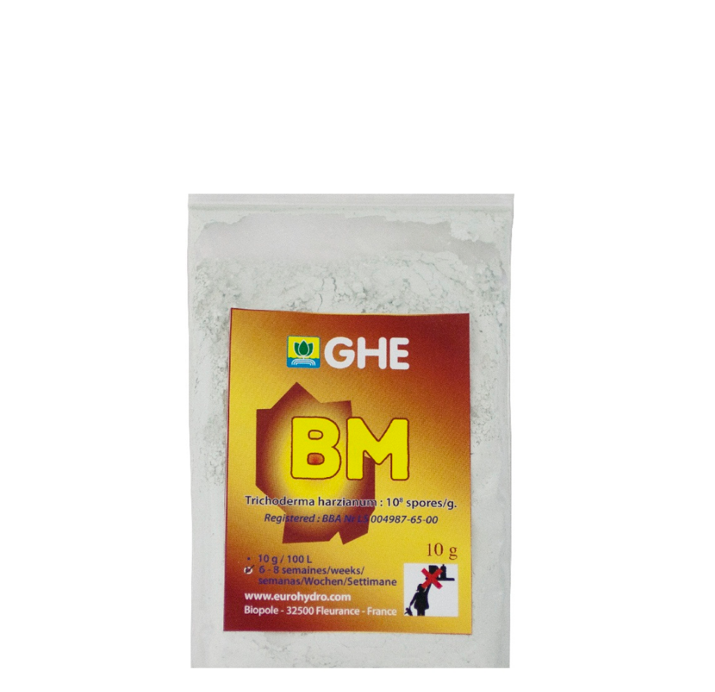 Стимулятор GHE Bioponic mix 1