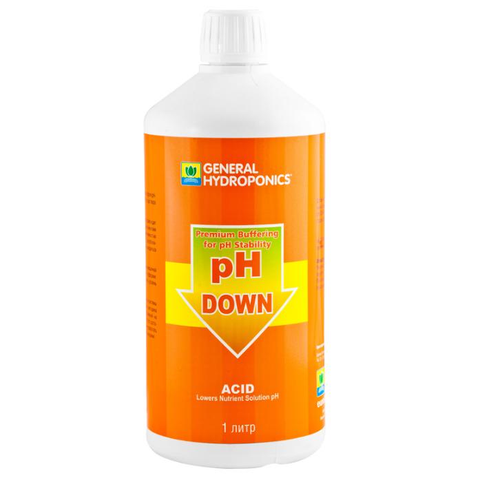 pH Down GHE 1
