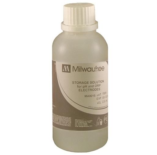 Milwaukee Раствор для хранения электродов pH - метров 230 ml 1