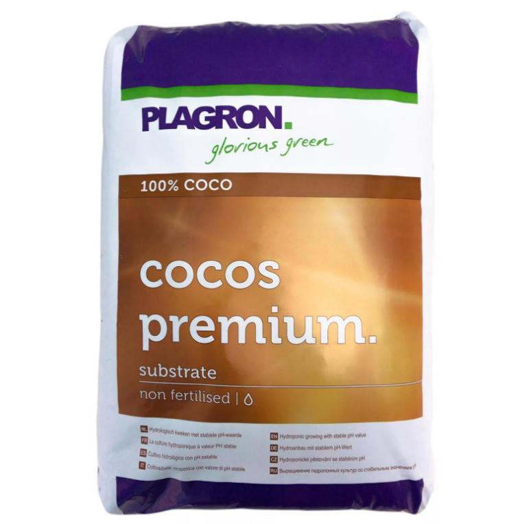 Субстрат Plagron Cocos Premium 50 L 1