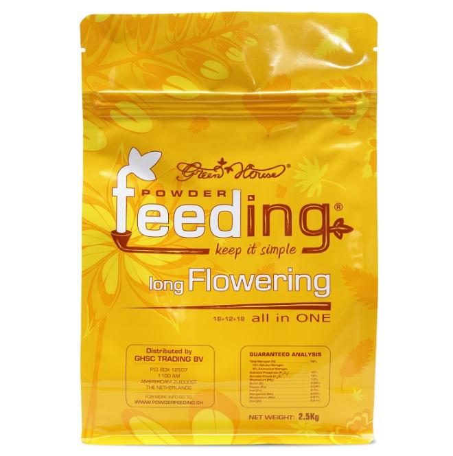Удобрение Powder Feeding Long Flowering 1
