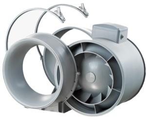 Канальный вентилятор Vents ТТ 100 2