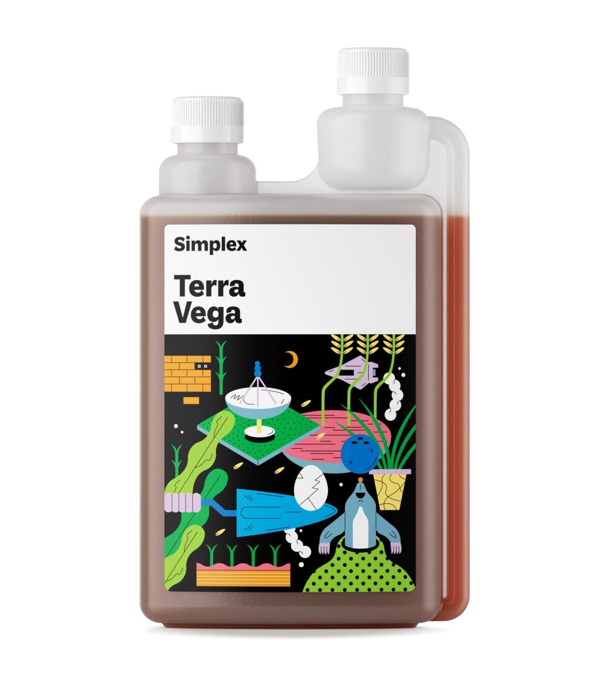 Удобрение Simplex Terra Vega 1